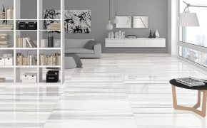 What are the advantages of tile flooring?