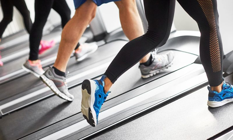 Lose The Weight Through The Power Of The Treadmill
