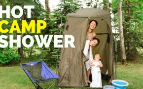 Clean Water For Camping Hot Water System
